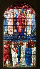 Ascension - Edward Burne-Jones,