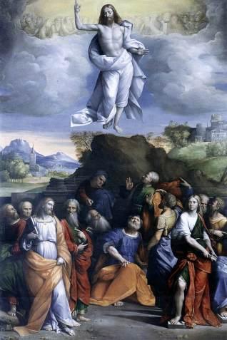 Ascension - GAROFALO, 1510-20