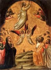 Ascension - GUARIENTO d'Arpo, 1344