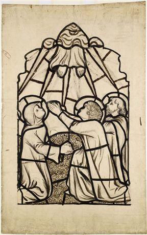 Ascension - William Morris, 1862