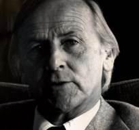 First UCA President, J. Davis McCaughey
