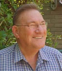 Eighth UCA President: John Mavor