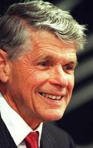 Fifth UCA President: Sir Ronald Wilson