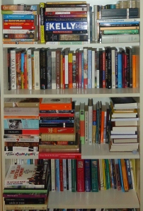 Books on the Bookcase