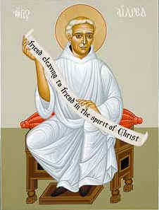 Aelred of Rievaulx, the Saint of Friendship