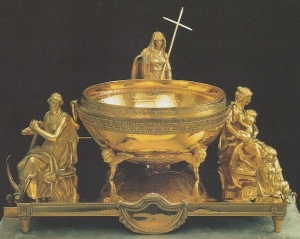 Private Gold Font, 1796