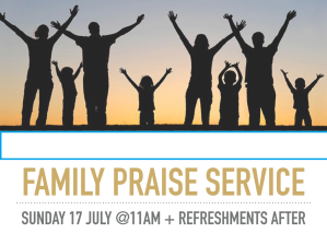Family Praise Service