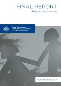 Royal Commission Report