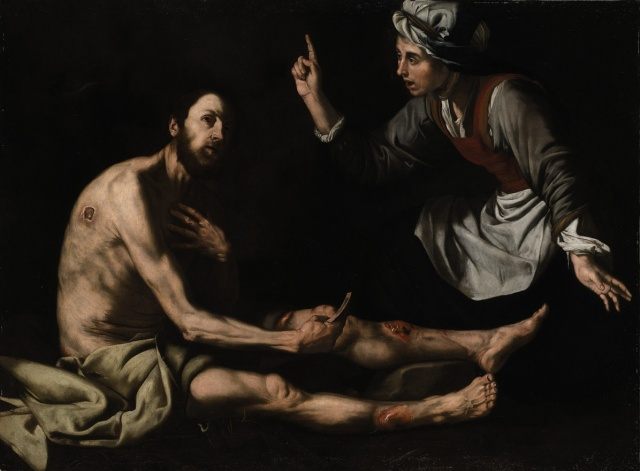 Job by jusepe-de-ribera
