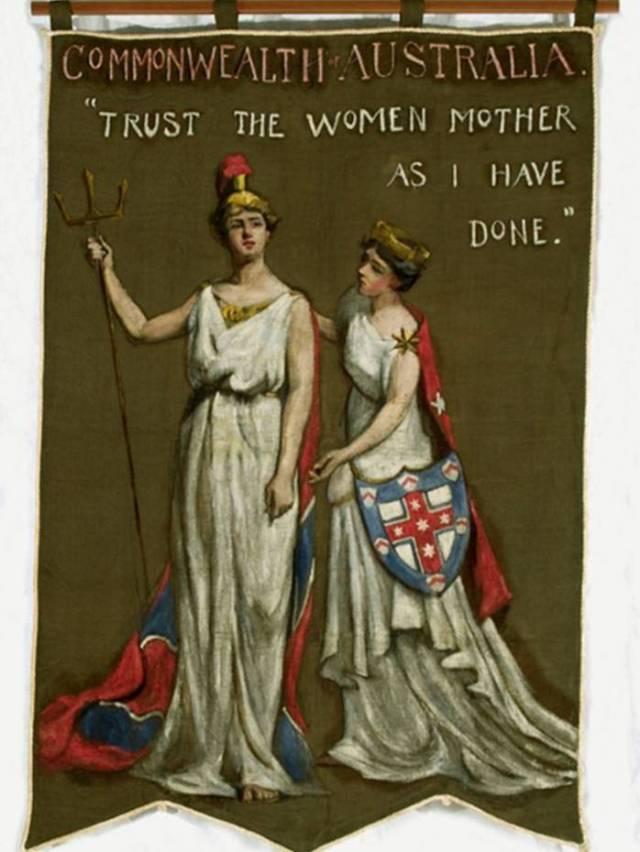 Trust the Women