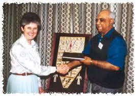 Jill Tabart and Bill Hollingworth