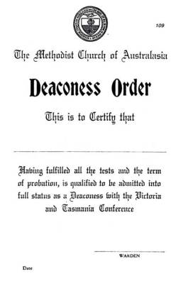Deaconesses 2